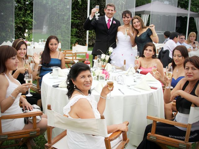 El matrimonio de Mike y Liz en Lima, Lima 63