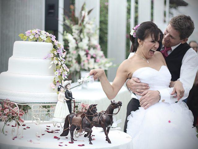 El matrimonio de Mike y Liz en Lima, Lima 76