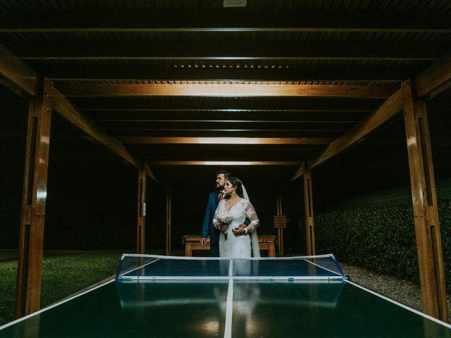 El matrimonio de Flavio y Gianna