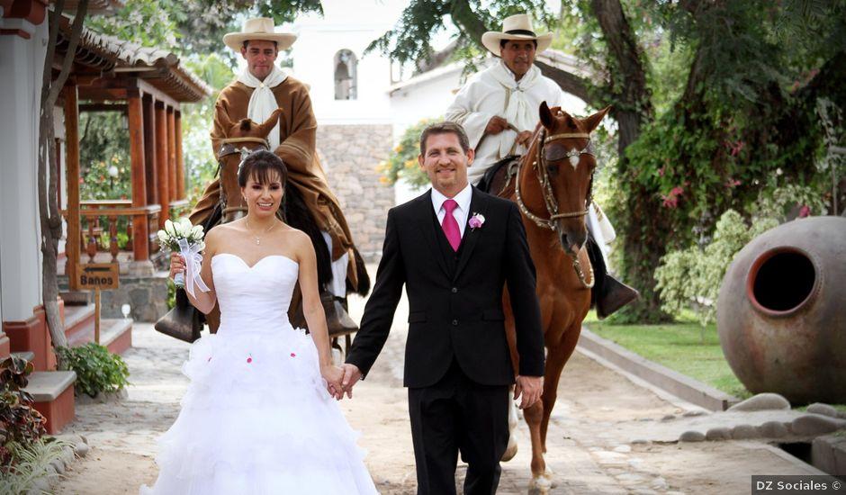 El matrimonio de Mike y Liz en Lima, Lima