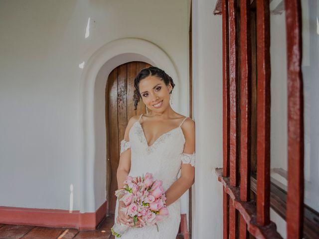El matrimonio de Sebastian y Cecilia en Ate, Lima 9