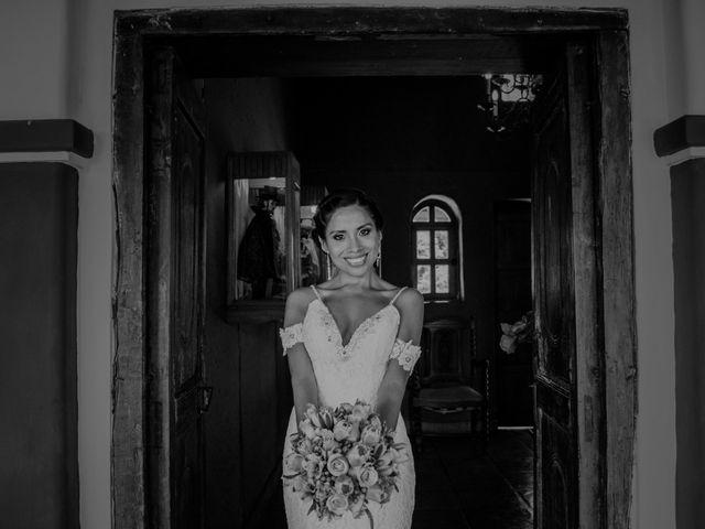 El matrimonio de Sebastian y Cecilia en Ate, Lima 13