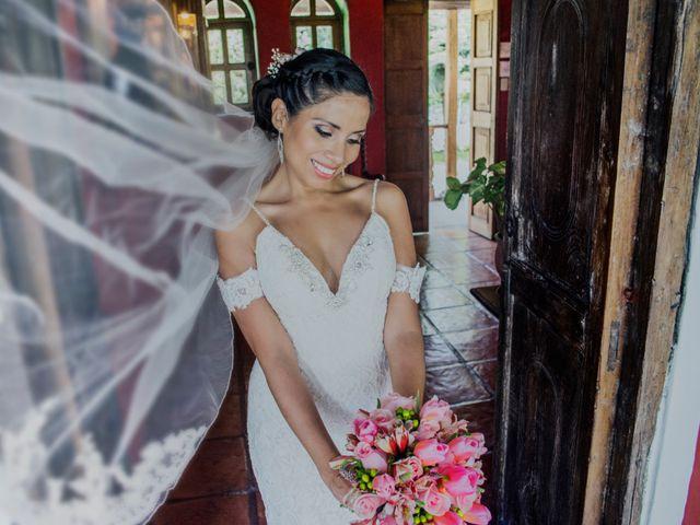 El matrimonio de Sebastian y Cecilia en Ate, Lima 14