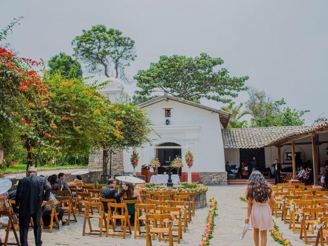 El matrimonio de Sebastian y Cecilia en Ate, Lima 15