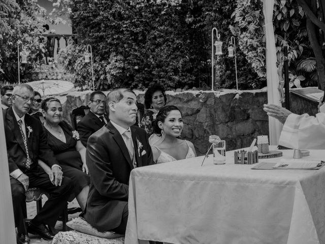 El matrimonio de Sebastian y Cecilia en Ate, Lima 17
