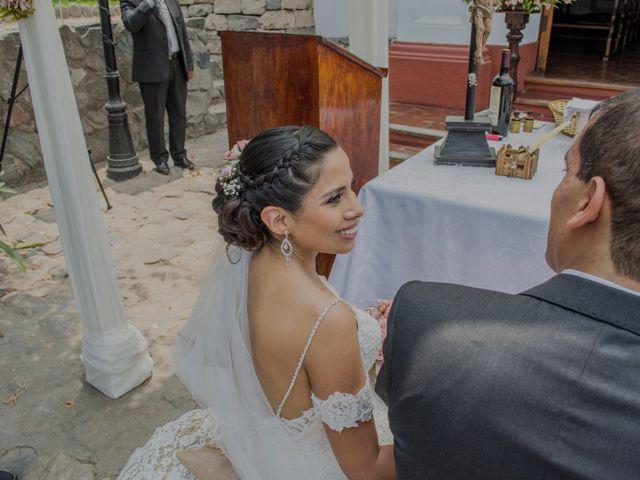 El matrimonio de Sebastian y Cecilia en Ate, Lima 19