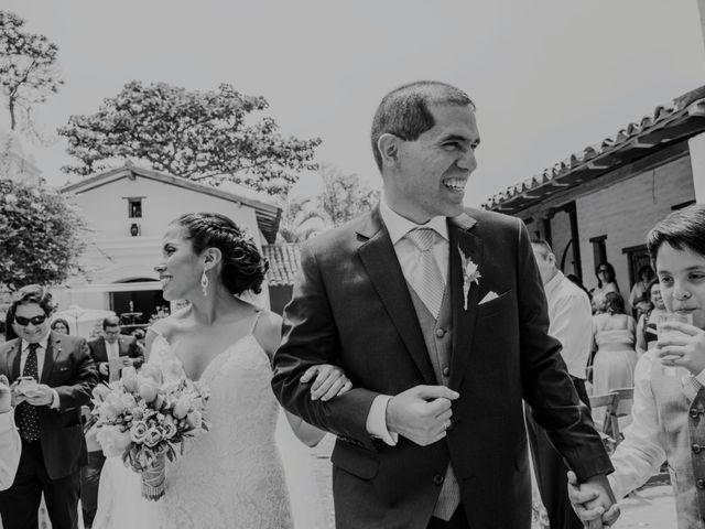 El matrimonio de Sebastian y Cecilia en Ate, Lima 23