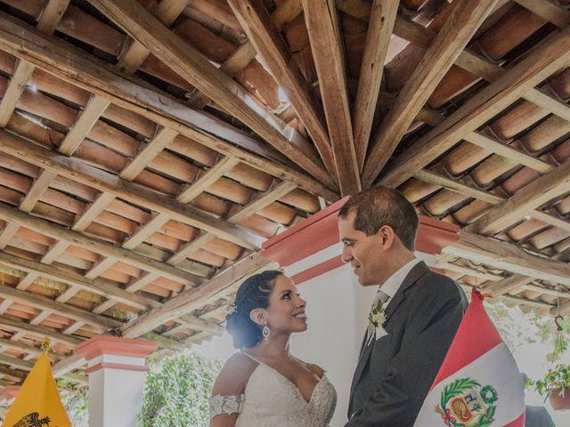 El matrimonio de Sebastian y Cecilia en Ate, Lima 24