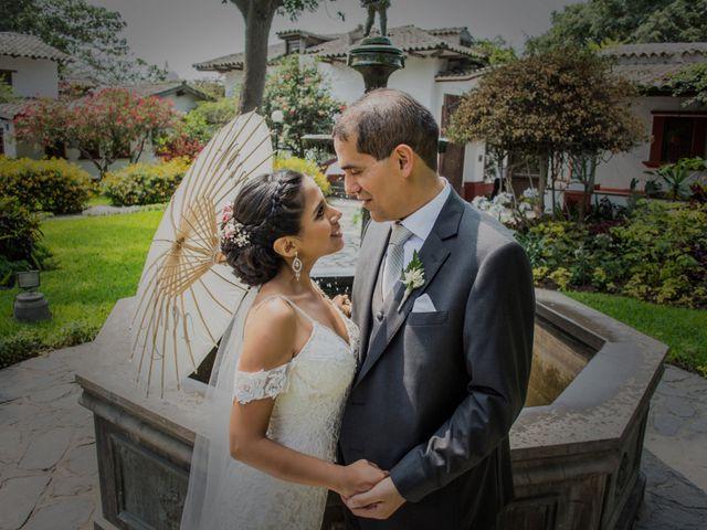 El matrimonio de Sebastian y Cecilia en Ate, Lima 28