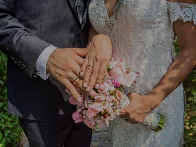 El matrimonio de Sebastian y Cecilia en Ate, Lima 29