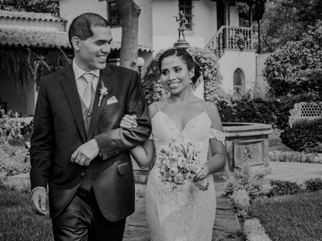 El matrimonio de Sebastian y Cecilia en Ate, Lima 31