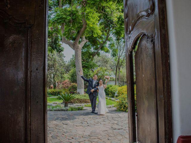 El matrimonio de Sebastian y Cecilia en Ate, Lima 32