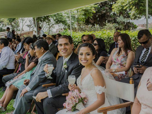 El matrimonio de Sebastian y Cecilia en Ate, Lima 34