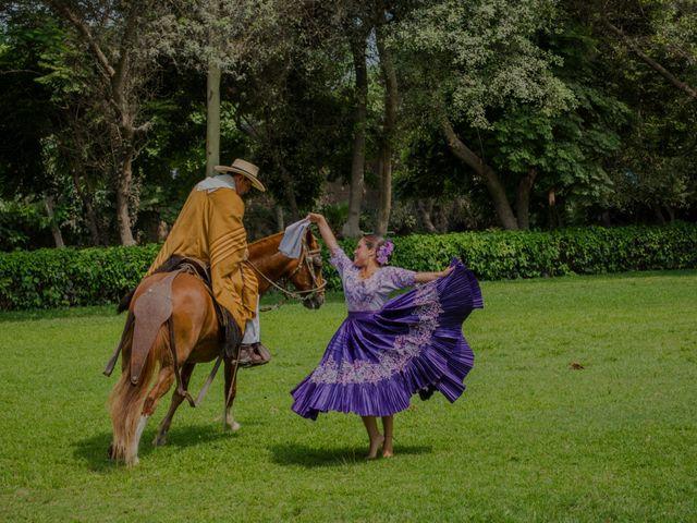 El matrimonio de Sebastian y Cecilia en Ate, Lima 36