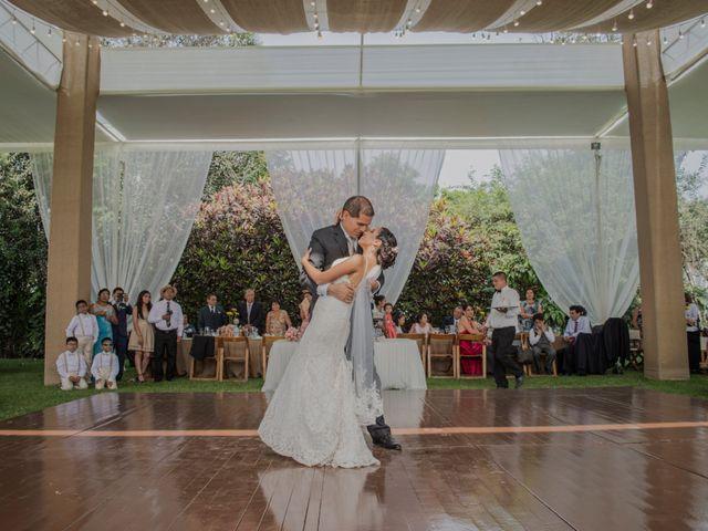 El matrimonio de Sebastian y Cecilia en Ate, Lima 40