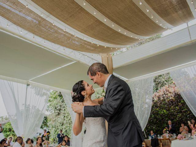 El matrimonio de Sebastian y Cecilia en Ate, Lima 41