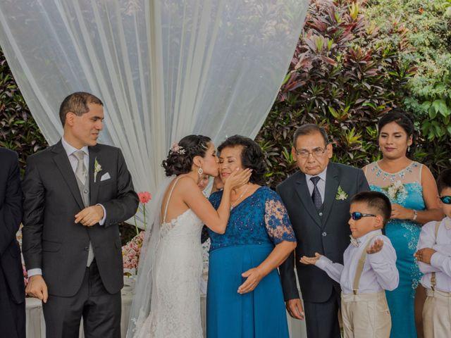 El matrimonio de Sebastian y Cecilia en Ate, Lima 42
