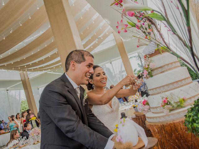 El matrimonio de Sebastian y Cecilia en Ate, Lima 43