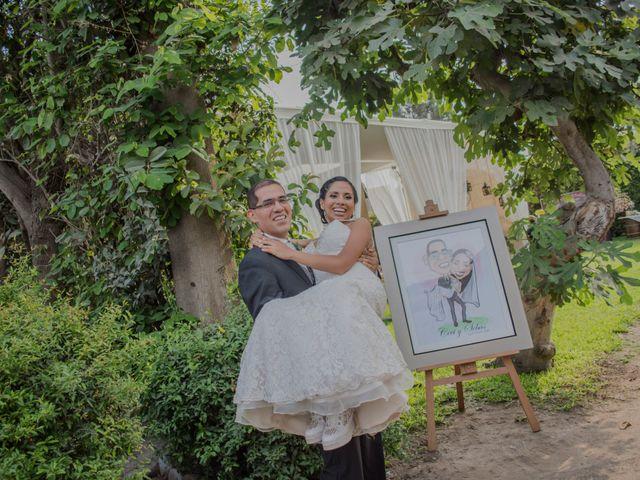 El matrimonio de Sebastian y Cecilia en Ate, Lima 2