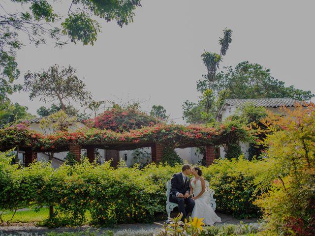 El matrimonio de Sebastian y Cecilia en Ate, Lima 45