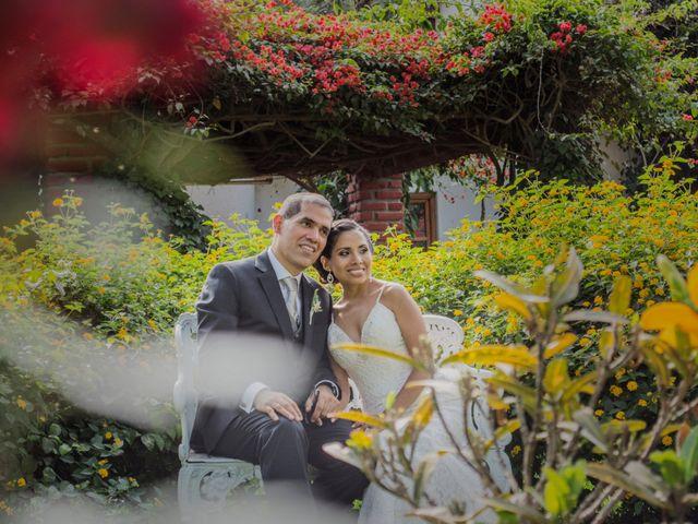 El matrimonio de Sebastian y Cecilia en Ate, Lima 46