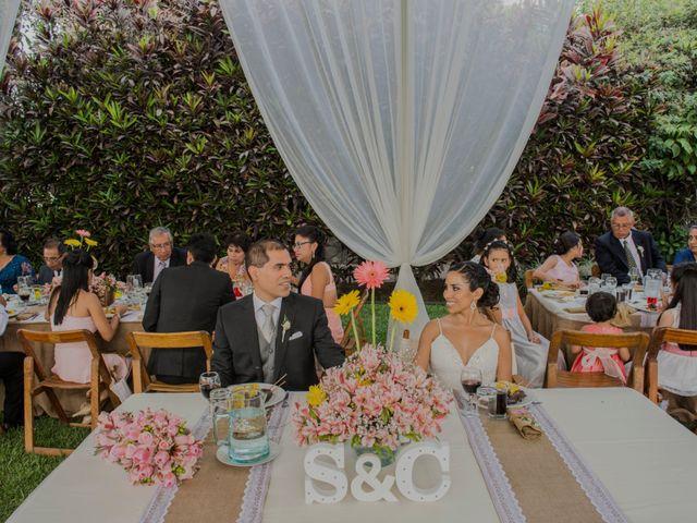 El matrimonio de Sebastian y Cecilia en Ate, Lima 47