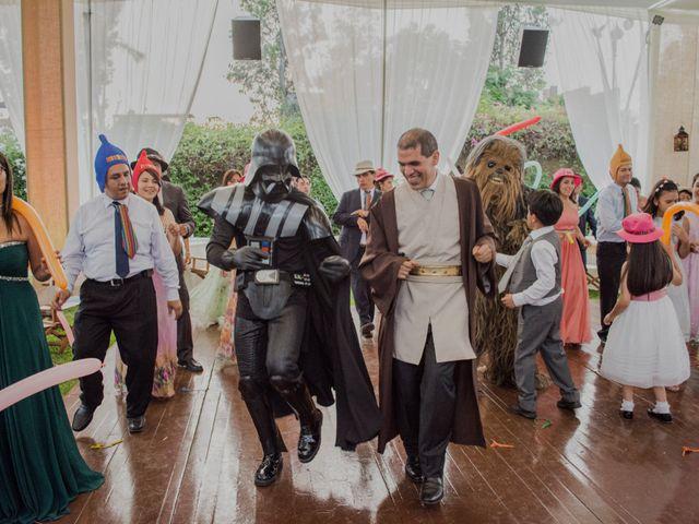 El matrimonio de Sebastian y Cecilia en Ate, Lima 48