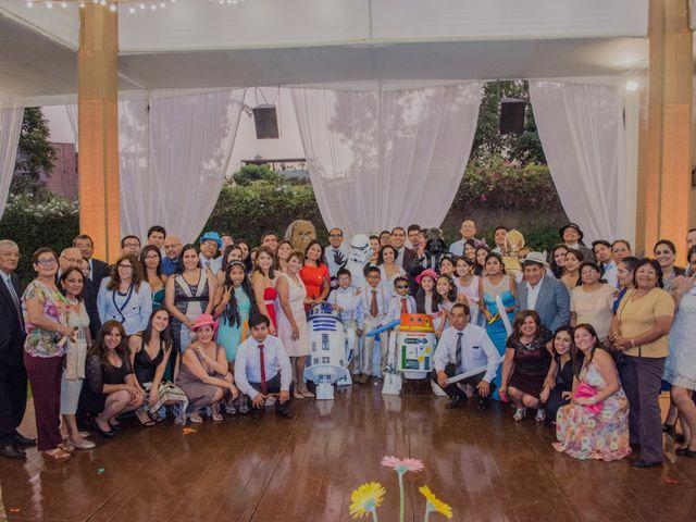 El matrimonio de Sebastian y Cecilia en Ate, Lima 50