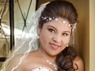 El matrimonio de Carmen y Joel 2