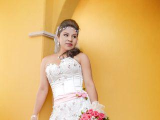 El matrimonio de Carmen y Joel 3