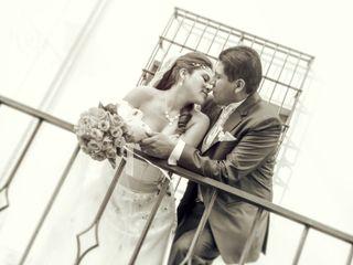 El matrimonio de Carmen y Joel