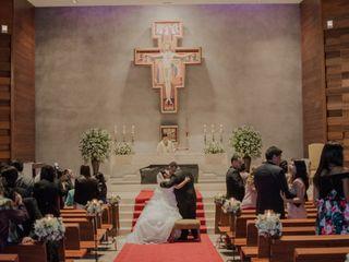 El matrimonio de Inés y Marco