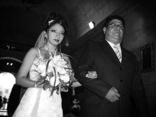 El matrimonio de Delia y Hipolito 2