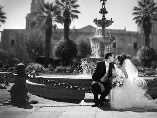 El matrimonio de Delia y Hipolito