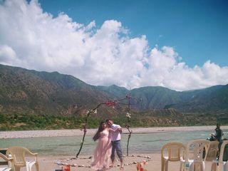 El matrimonio de Flor María  y Javier  1