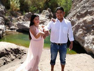 El matrimonio de Flor María  y Javier  2