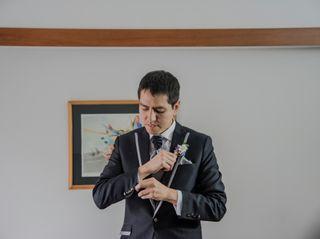 El matrimonio de Gladys y Fernando 3