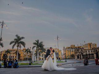 El matrimonio de Natalia y Sean
