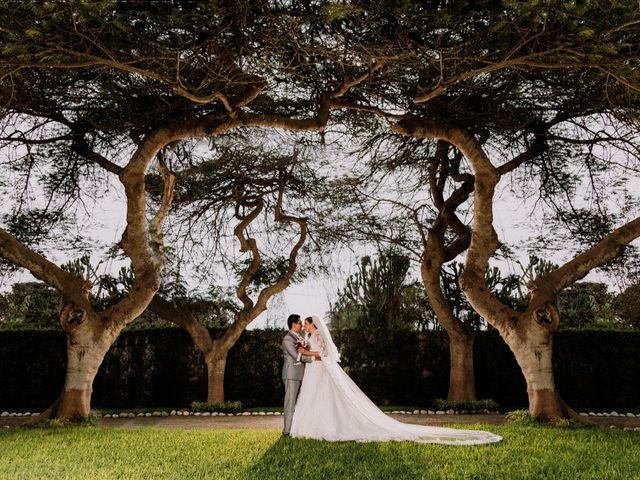 El matrimonio de Cinthia y Telvis