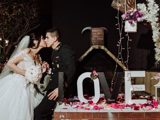 El matrimonio de Andrea y Didier