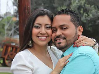 El matrimonio de Andrea y Francisco 1