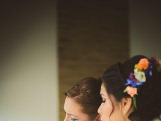 El matrimonio de Claudia y Alonso 3