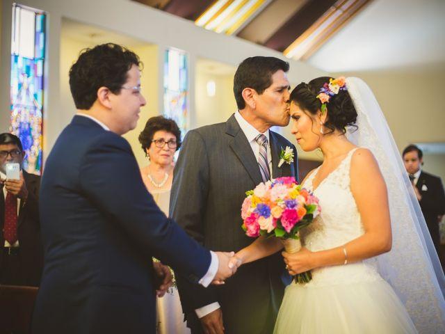 El matrimonio de Alonso y Claudia en Cieneguilla, Lima 24