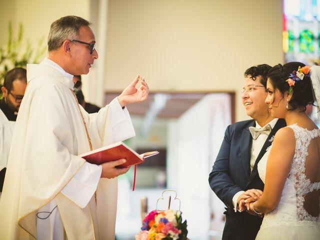 El matrimonio de Alonso y Claudia en Cieneguilla, Lima 27