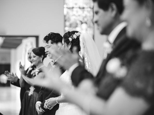 El matrimonio de Alonso y Claudia en Cieneguilla, Lima 31