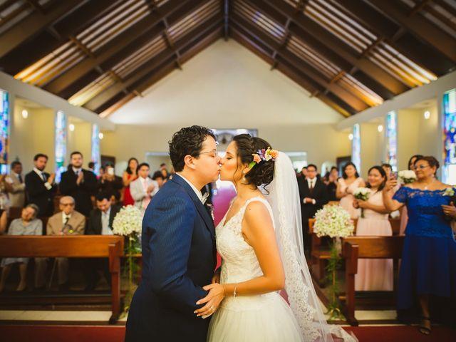 El matrimonio de Alonso y Claudia en Cieneguilla, Lima 32