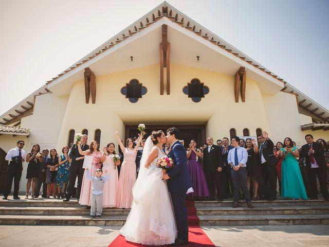 El matrimonio de Alonso y Claudia en Cieneguilla, Lima 36
