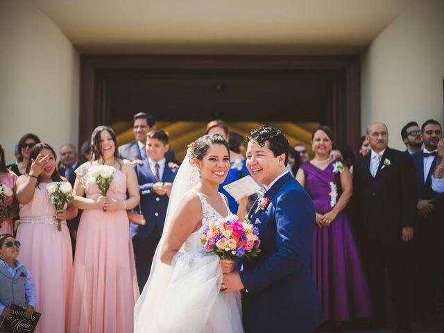 El matrimonio de Alonso y Claudia en Cieneguilla, Lima 37