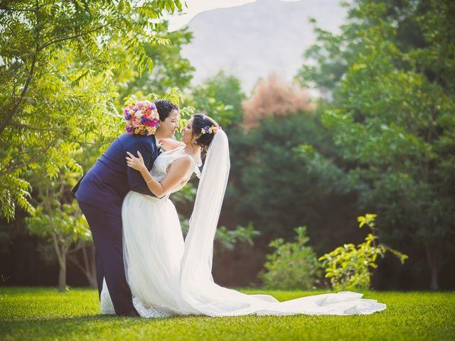 El matrimonio de Alonso y Claudia en Cieneguilla, Lima 48