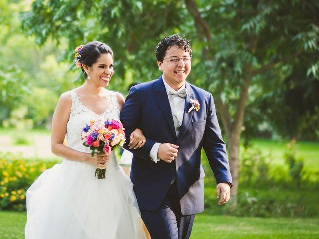 El matrimonio de Alonso y Claudia en Cieneguilla, Lima 59